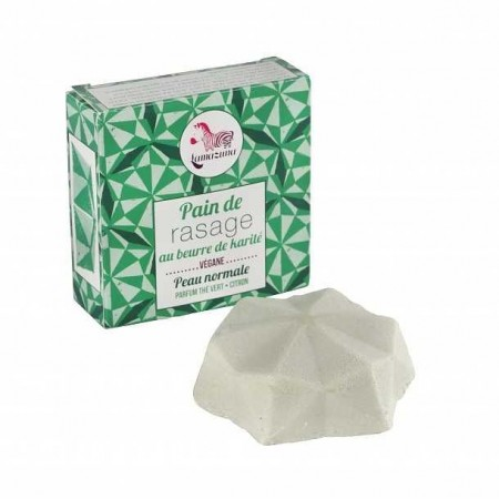 Green Tea & Lemon Shaving Bar