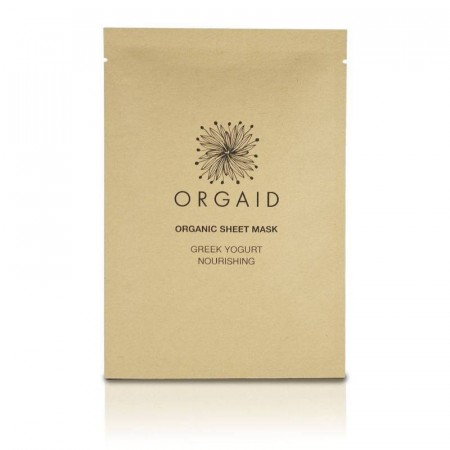 ORGAID - Greek Yogurt & Nourishing Organic Sheet Mask